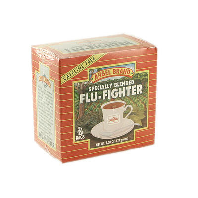 Angel Brand Tea - Red - Flu Fighter 12 x 25 Bags