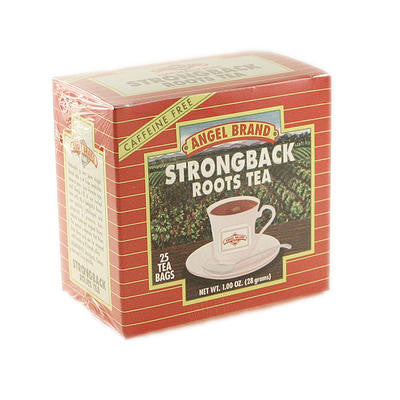 Angel Brand Tea - Red - Stongback 12 x 25 Bags
