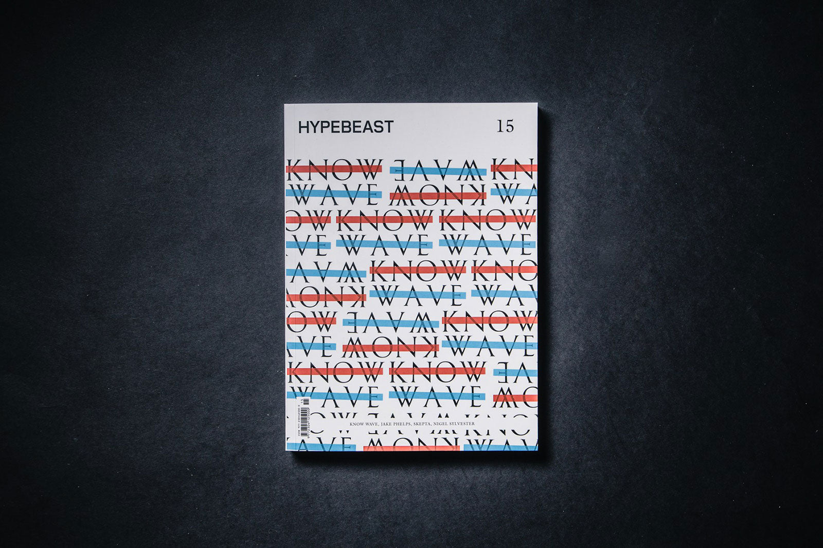 Hypebeast Magazine Issue 15