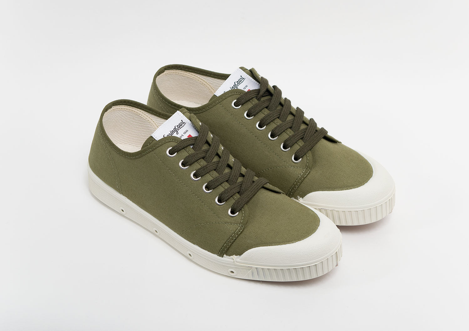 Spring Court G2 Military Green