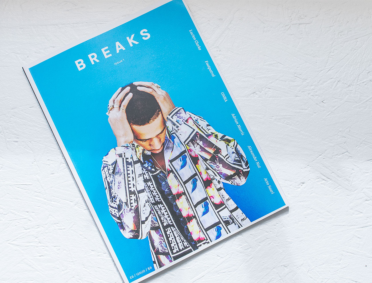 Breaks Magazine Issue 1