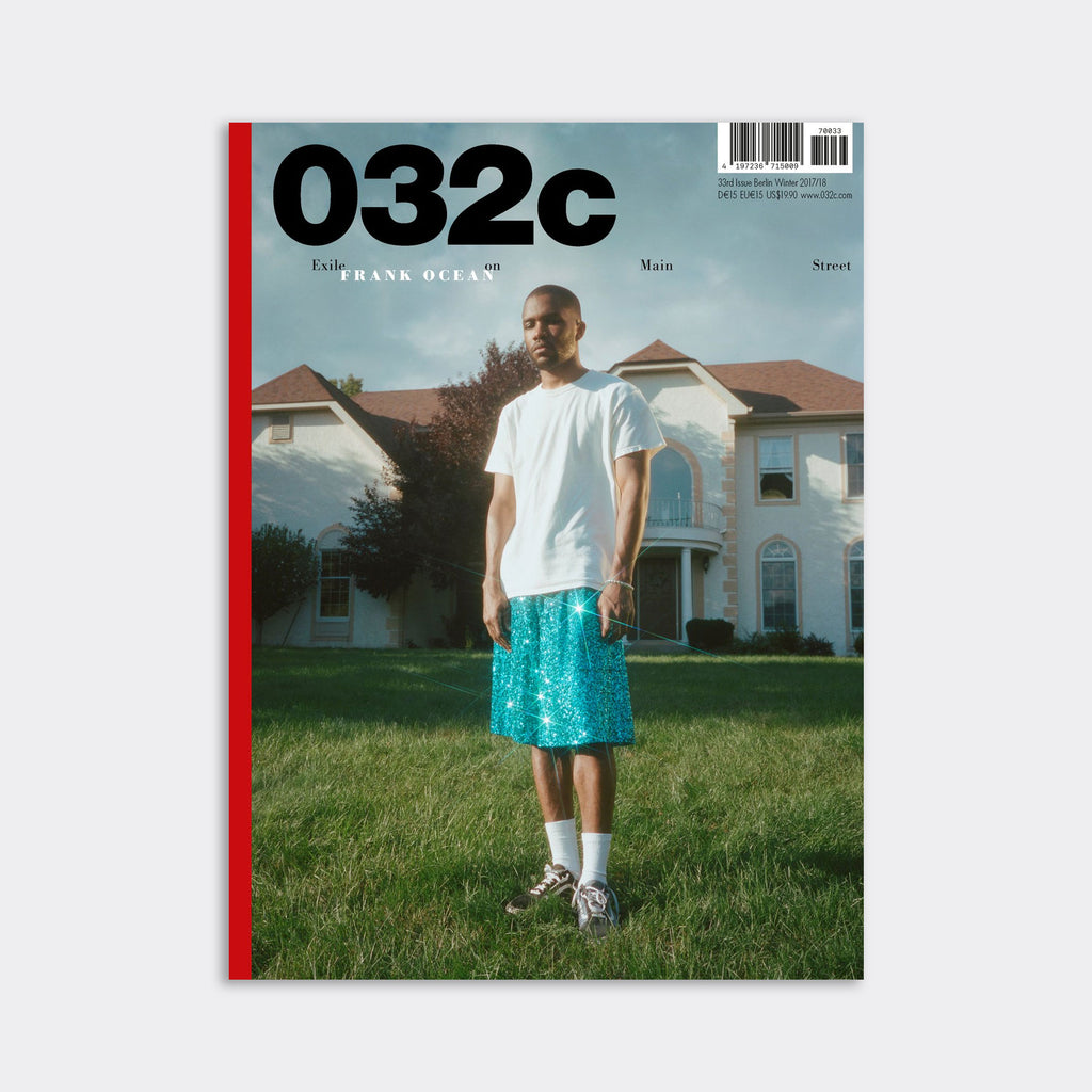 032C Magazine - Issue 33 Winter 2017 Berlin Kidz - Petra Collins