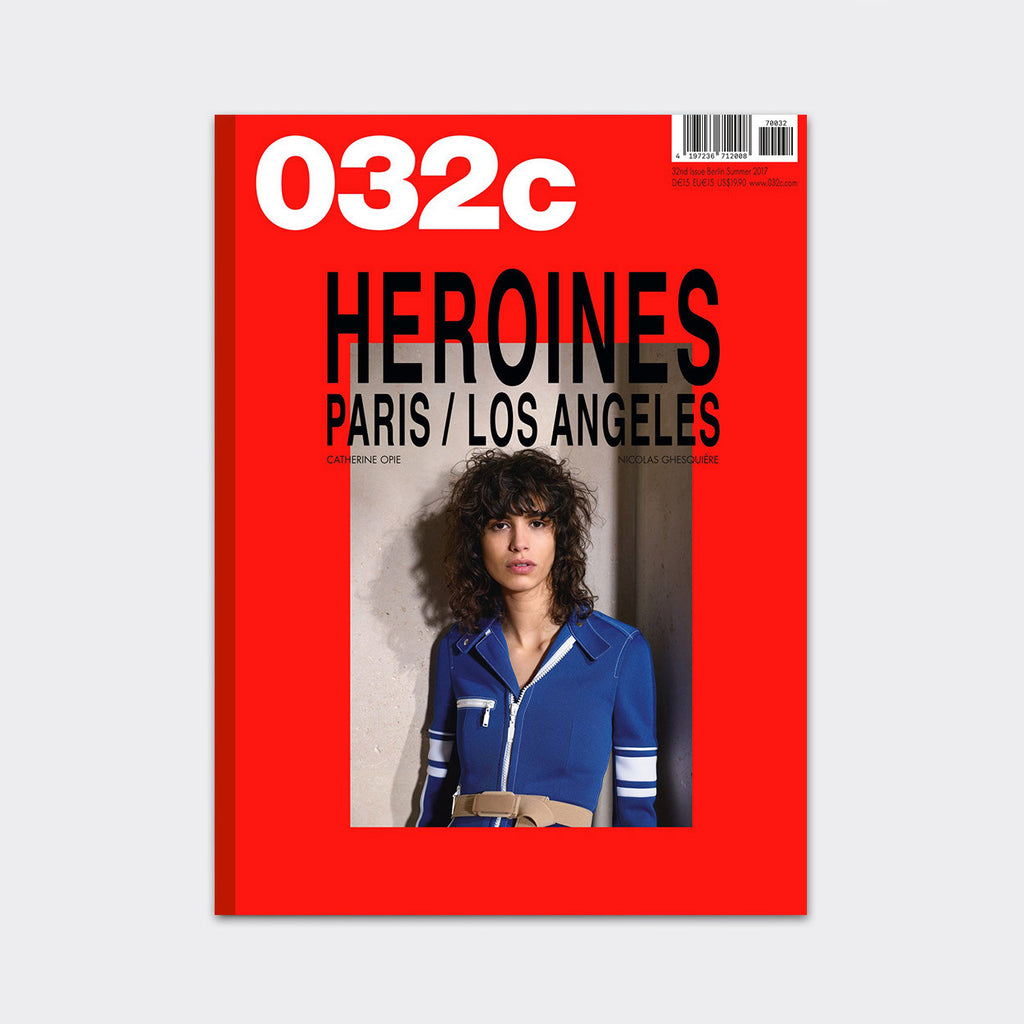 032c Magazine - Issue 32 SS17 Mica