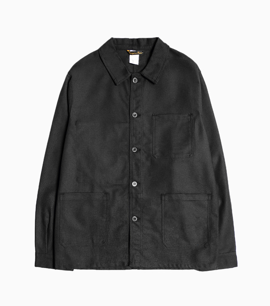 Le Laboureur Moleskine 400 Jacket - Black