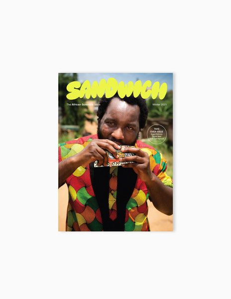 Sandwich Magazine - Issue 4