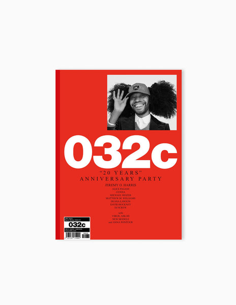 032c Magazine Issue 38 - Winter 2020/2021 - 20 Years