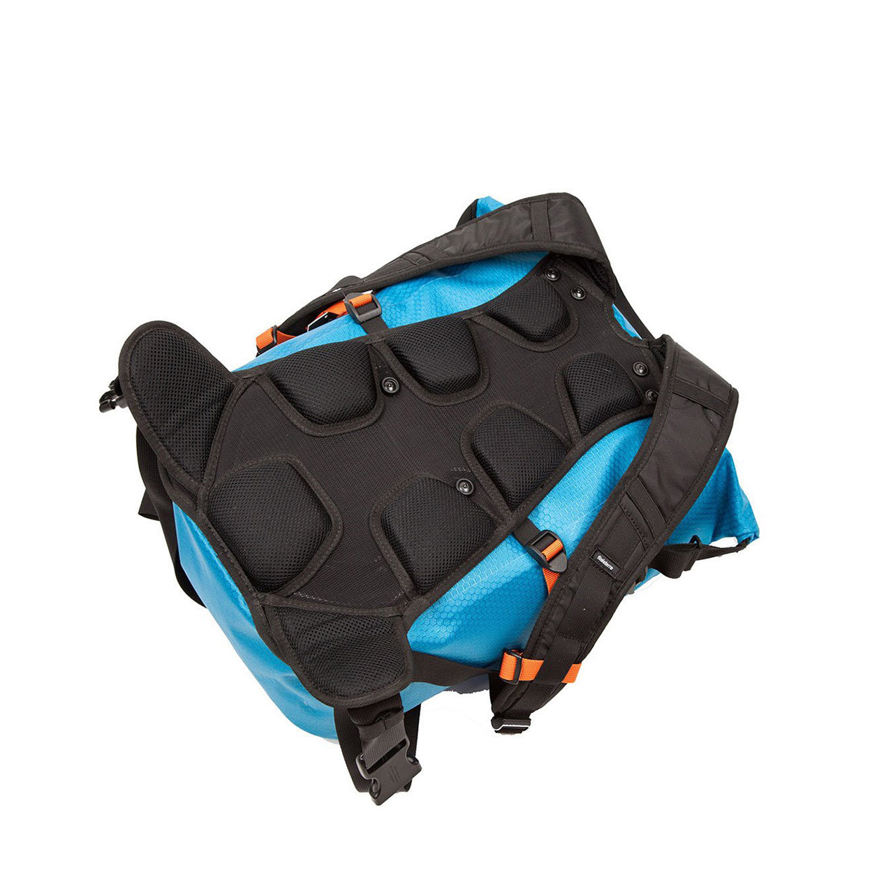 Finisterre x Ortlieb Waterproof Rucksack - Cerulean Blue Bag - CARTOCON