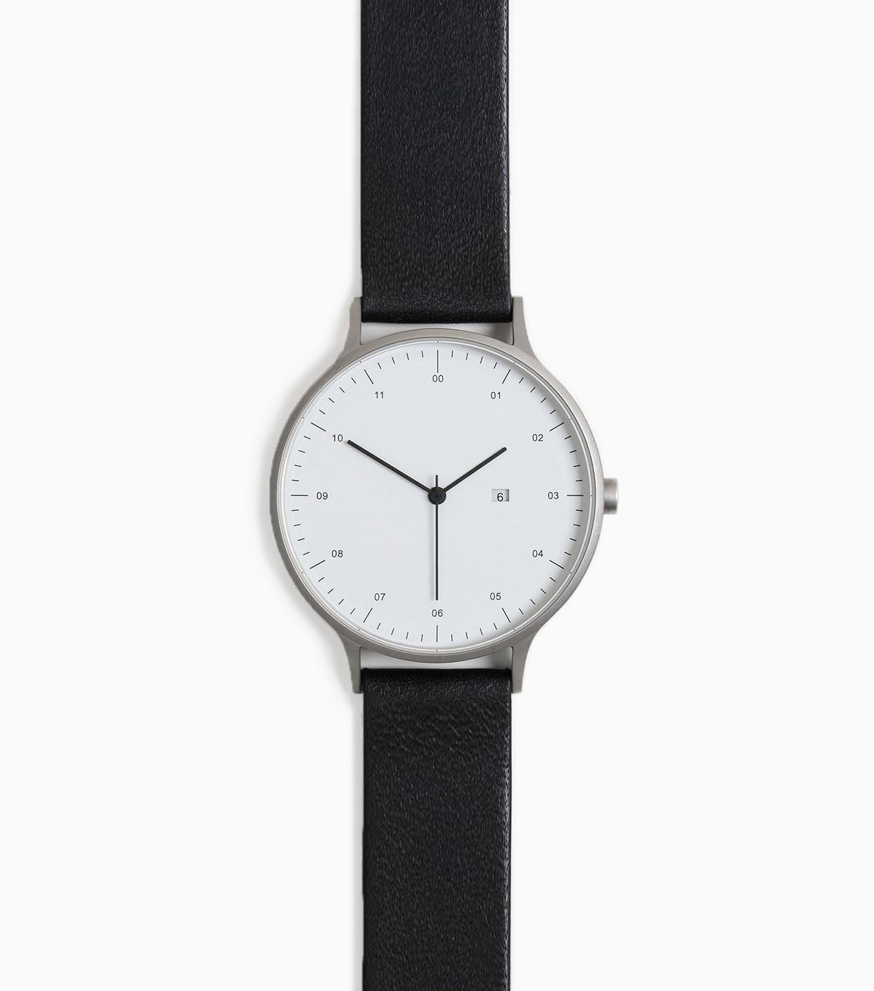 Instrmnt Watch 01C - Silver