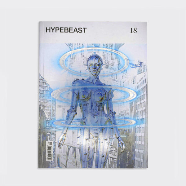 Hypebeast Magazine - Issue 18 Magazine - CARTOCON
