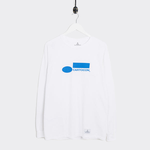 Cartocon BN Long Sleeve - White