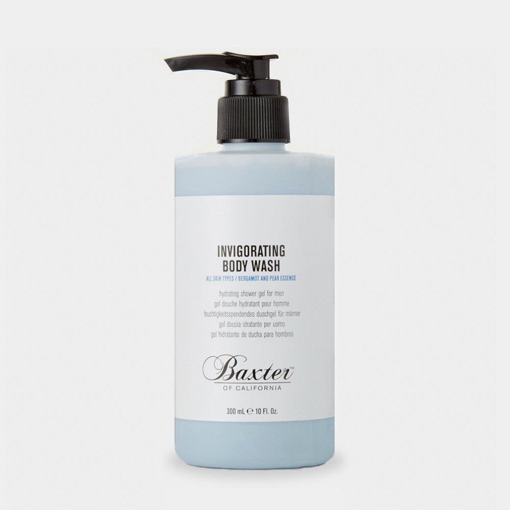 Baxter of California Invigorating Body Wash - Bergamot/Pear Cosmetics - CARTOCON