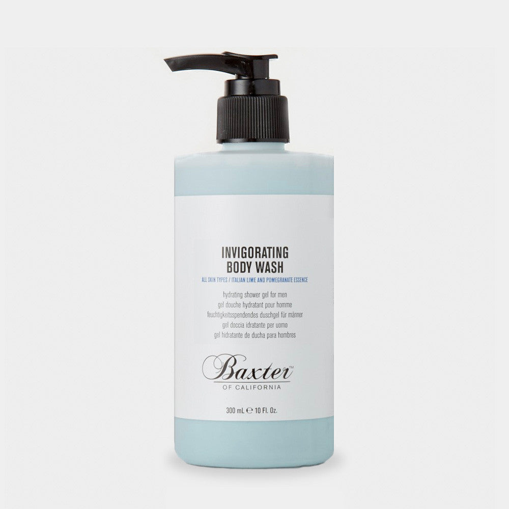 Baxter of California Invigorating Body Wash - Italian Lime Cosmetics - CARTOCON