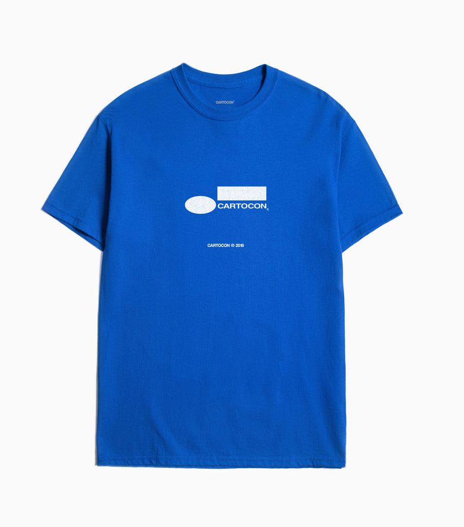 Cartocon Blue Note Records T-Shirt - Blue Note Blue T-Shirt - CARTOCON