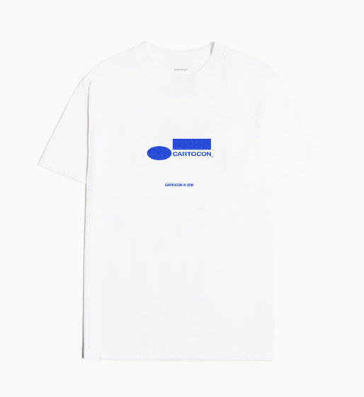 Cartocon Blue Note Records T-Shirt - White T-Shirt - CARTOCON