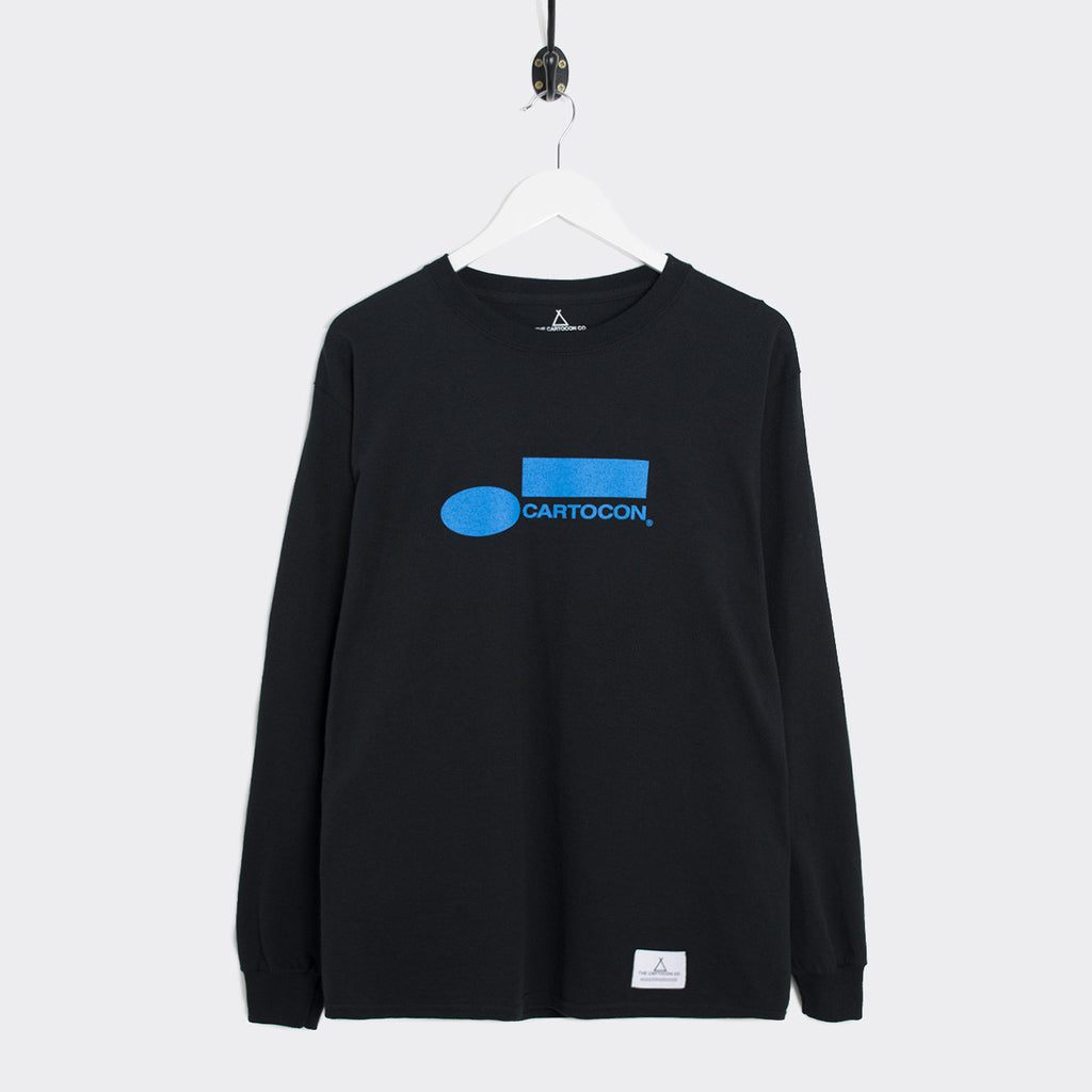 Cartocon BN Long Sleeve - Black