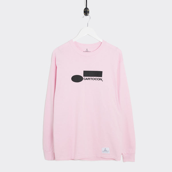 Cartocon BN Long Sleeve - Pink
