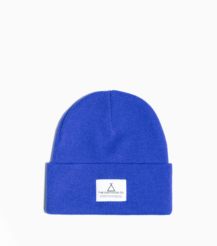 CARTOCON Watch Beanie – 2126 C Blue Hat - CARTOCON