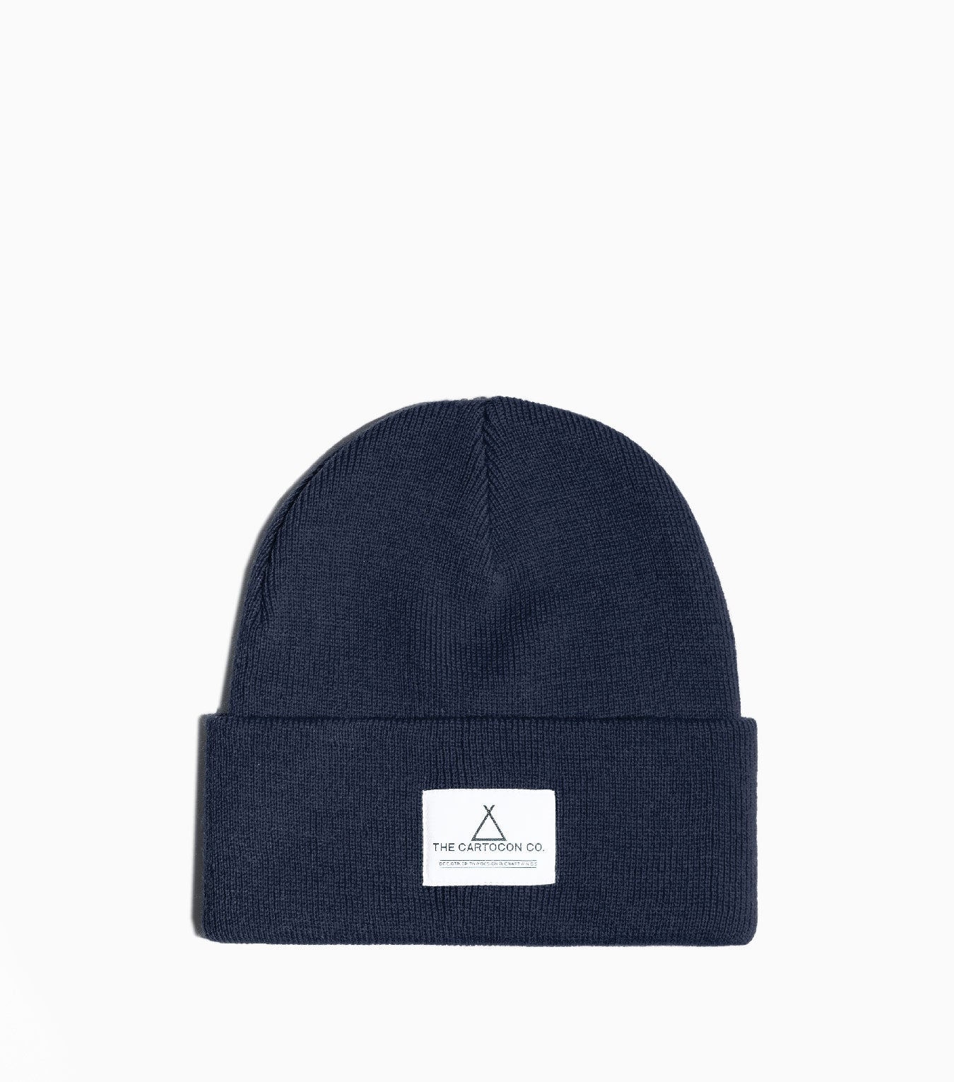 CARTOCON Watch Beanie – 282 C Navy Hat - CARTOCON