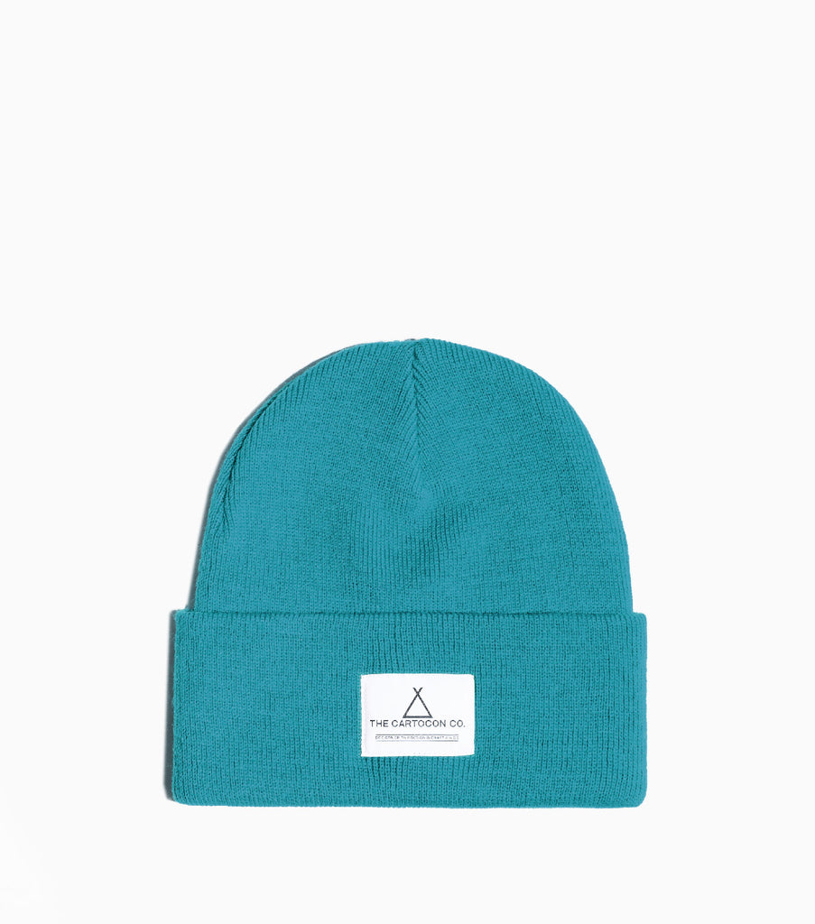 CARTOCON Watch Beanie – 2171 C Teal Hat - CARTOCON