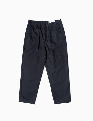 Garbstore Ruffel Fatigue Trousers - Navy Trousers - CARTOCON