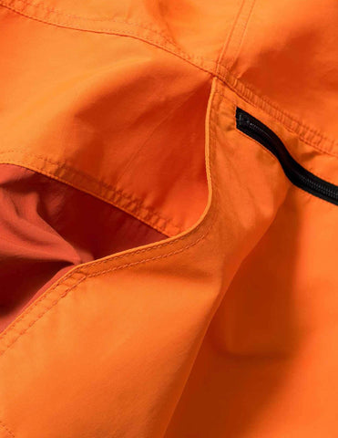 Sayhello City Anorak Parka - Orange Jacket - CARTOCON