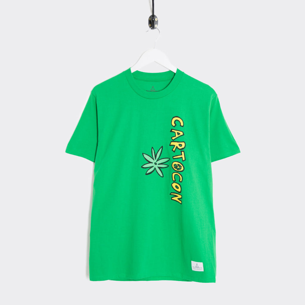 Cartocon Soul T-Shirt - Green