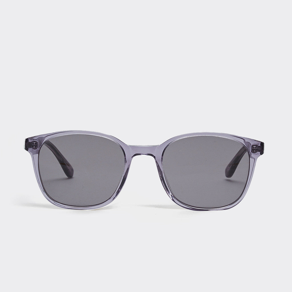 YMC Hakon Sunglasses - Grey Crystal