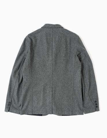 Comme des Garcons SHIRT Panel Blazer - Grey Mix