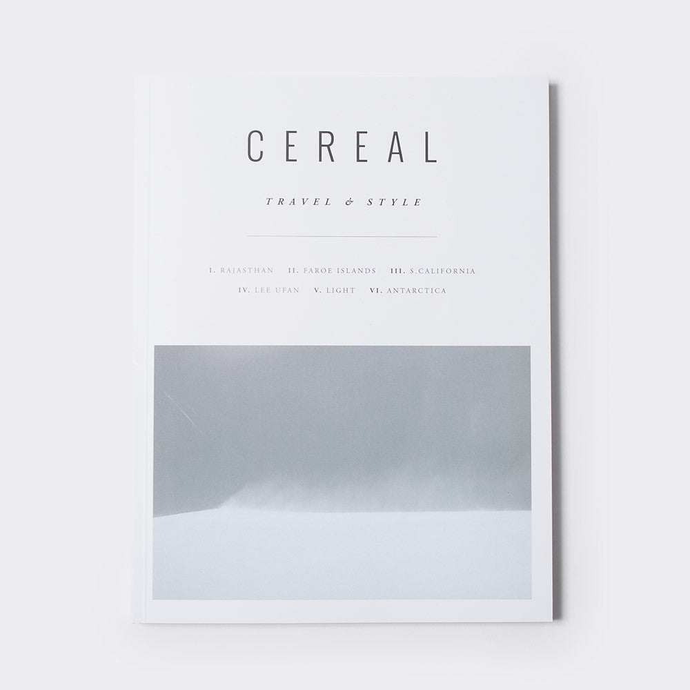 Cereal Magazine - Issue 12 - 1