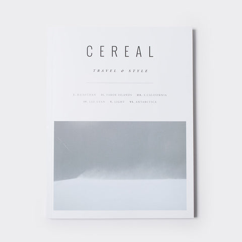 Cereal Magazine - Issue 12 Magazine - CARTOCON