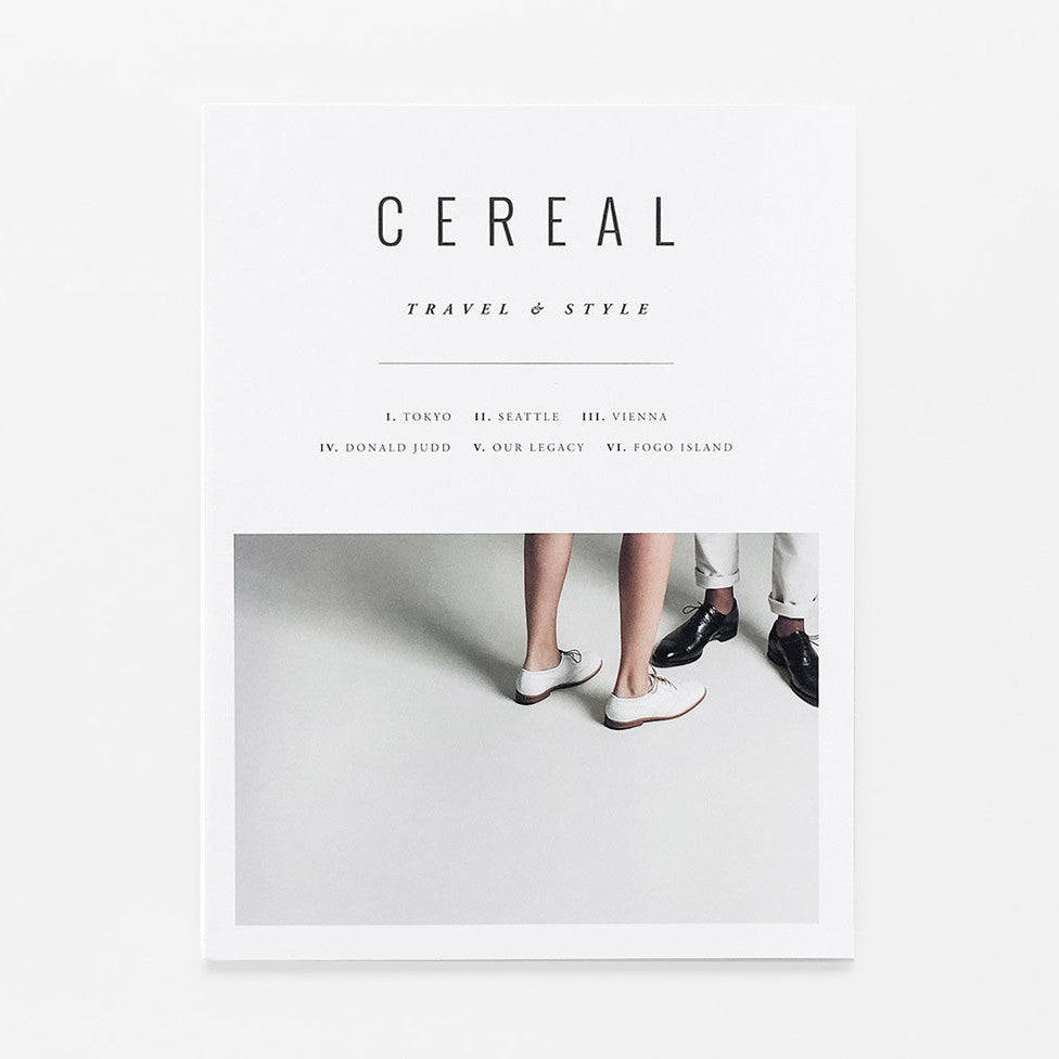Cereal Magazine - Issue 11