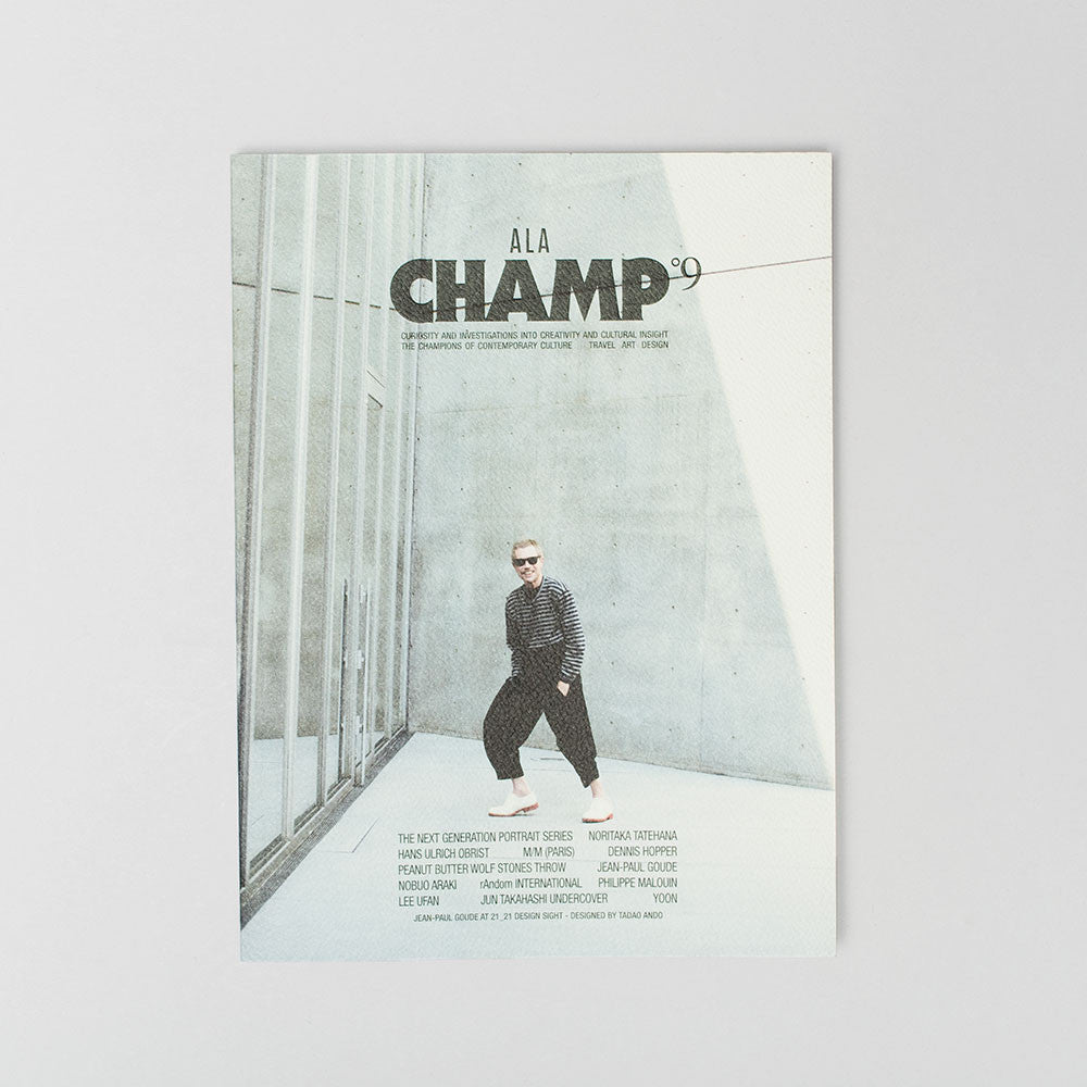 Champ Magazine – Issue 9 Magazine - CARTOCON