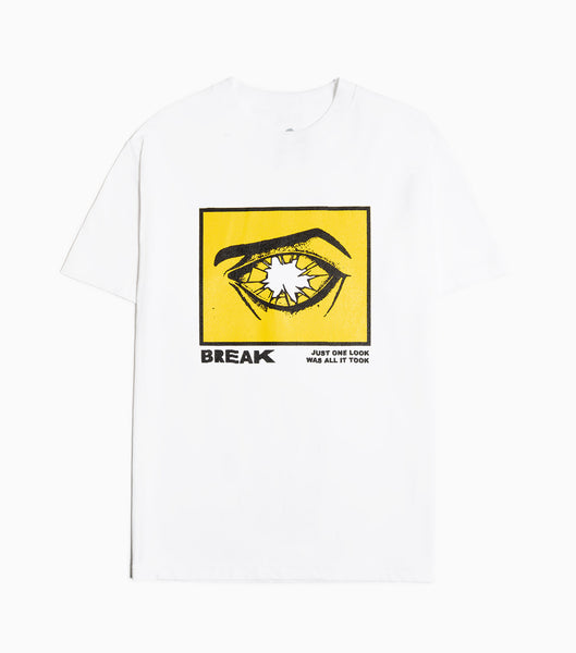 Come Sundown Break T-Shirt - White T-Shirt - CARTOCON