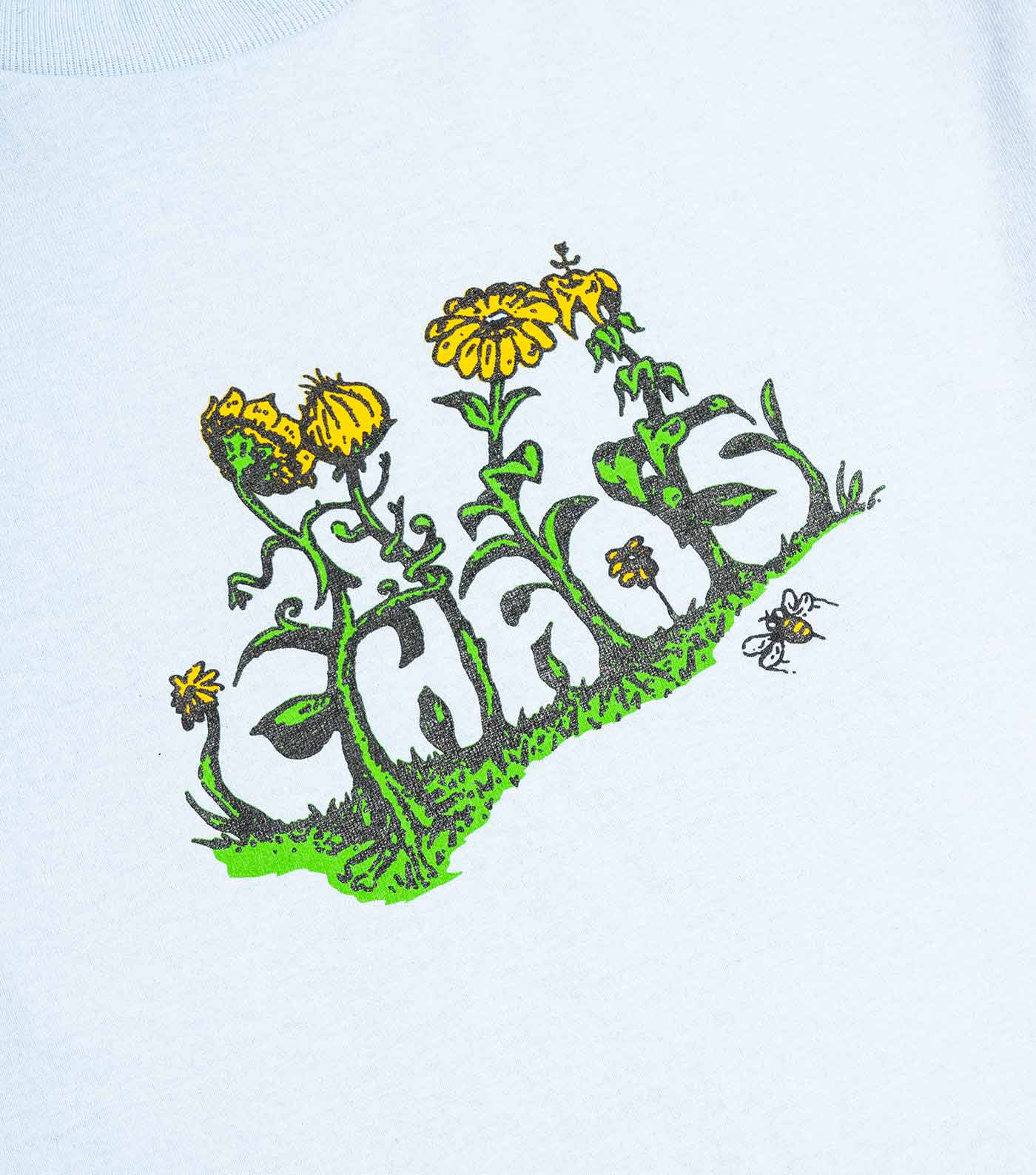 Come Sundown Chaos T-Shirt - Powder Blue T-Shirt - CARTOCON