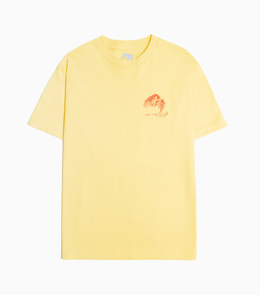 Come Sundown Tornado T-Shirt - Banana