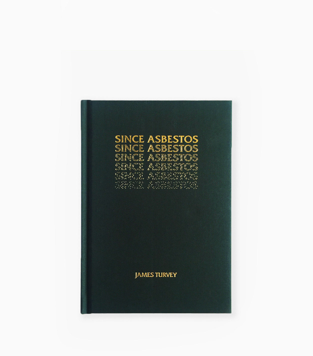 Come Sundown SINCE ASBESTOS by James Turvey Book - CARTOCON
