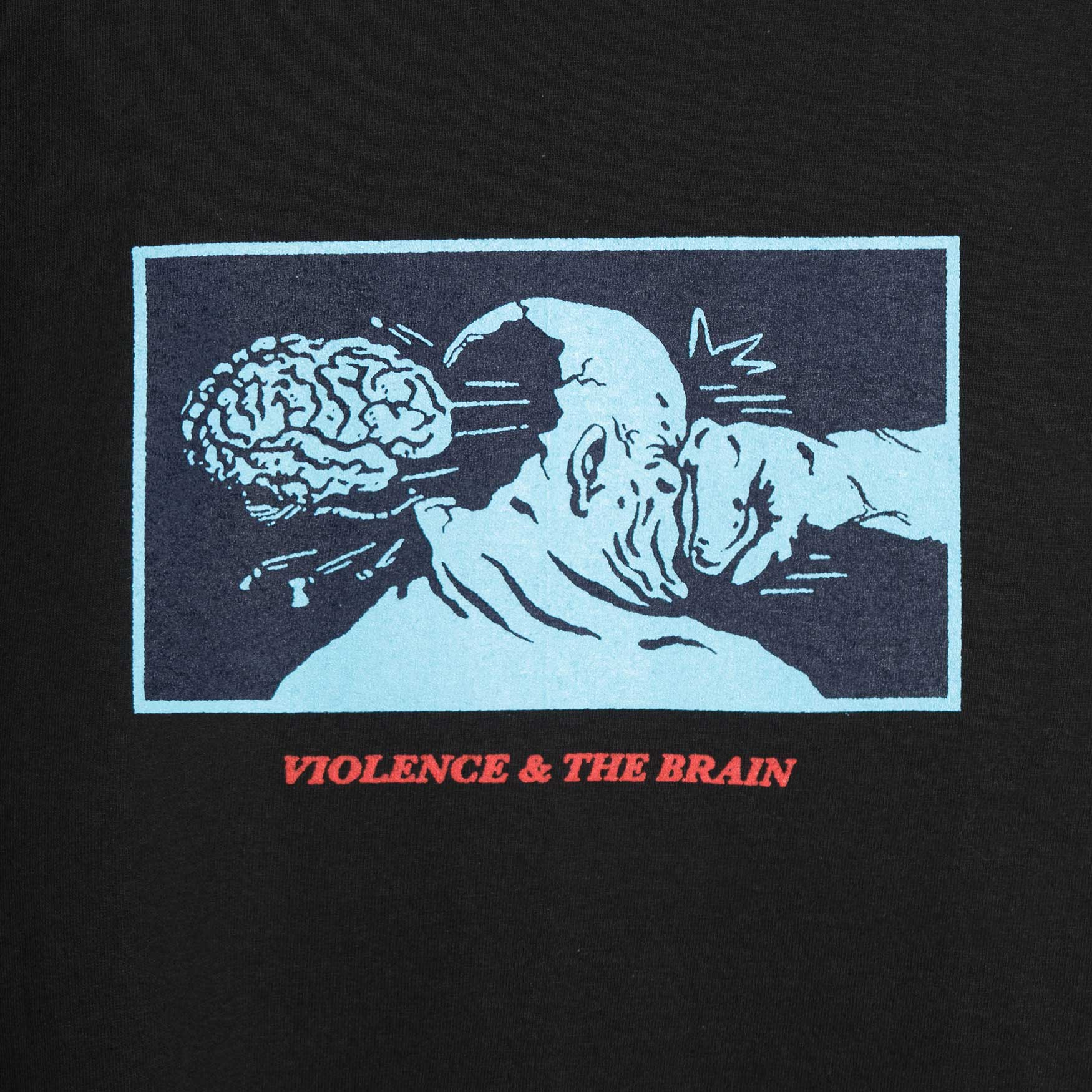 Come Sundown Violence And The Brain T-Shirt - Black