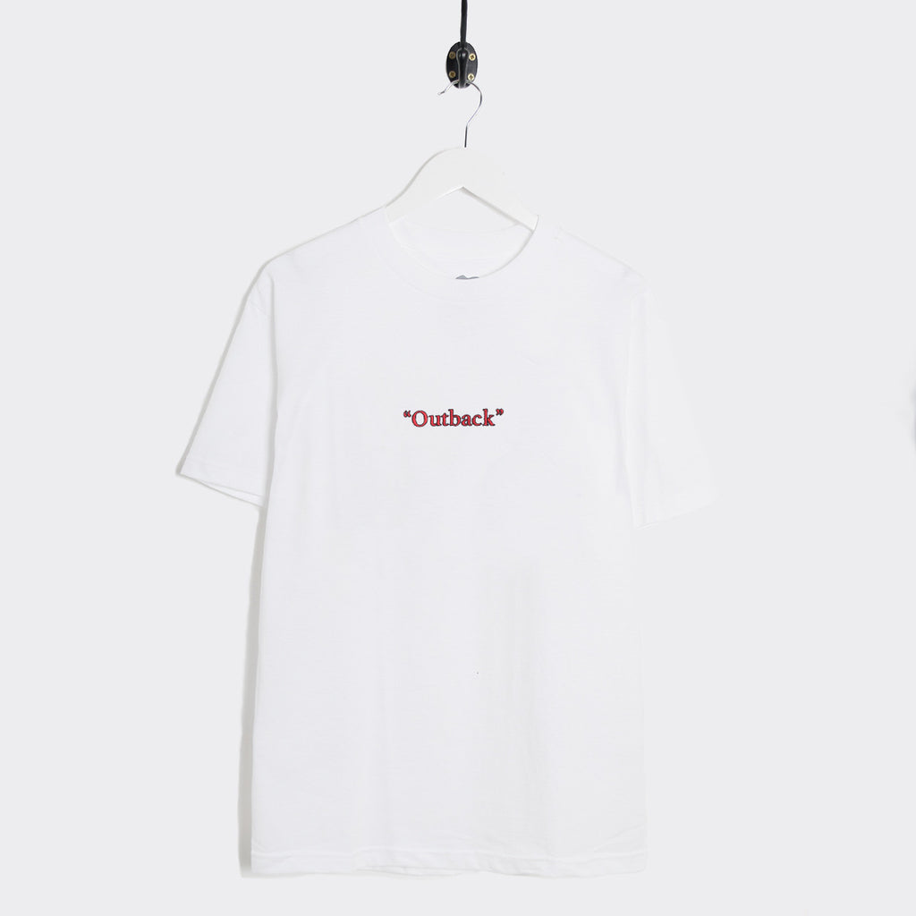 Come Sundown Outback T-Shirt - White