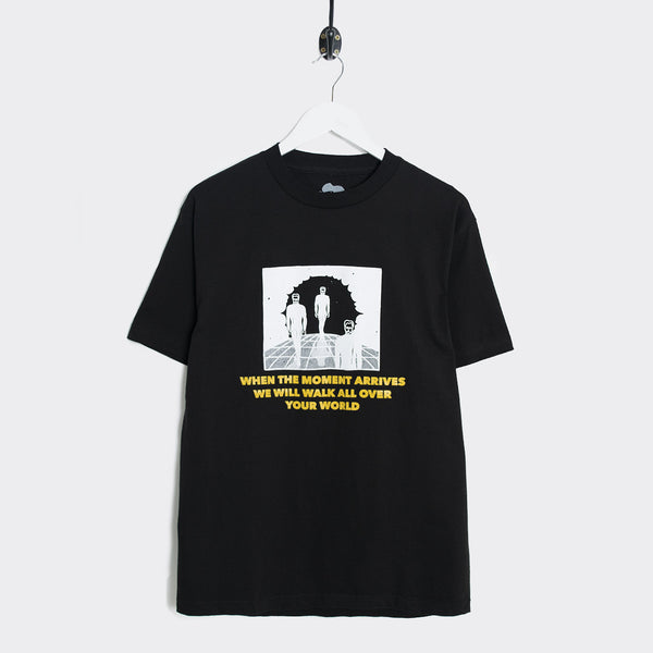 Come Sundown When The Moment Arrives T-Shirt - Black