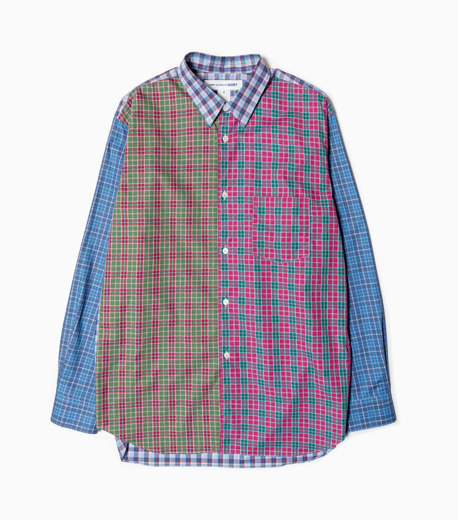 Comme des Garcons SHIRT Multi Check Shirt - Multi
