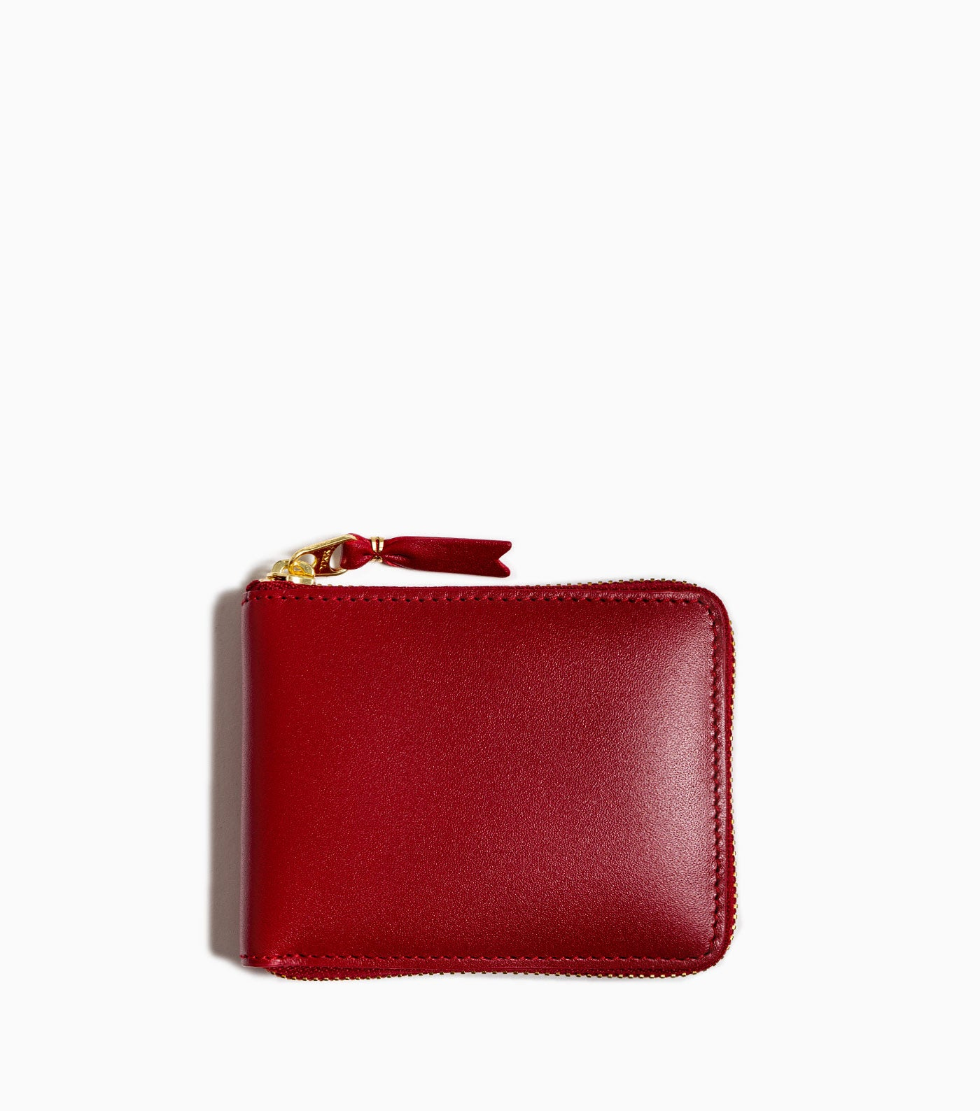 Comme des Garçons Wallet Classic Leather SA7100 - Red - CARTOCON