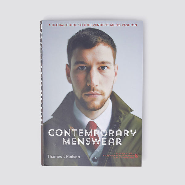 Contemporary Menswear Magazine - CARTOCON