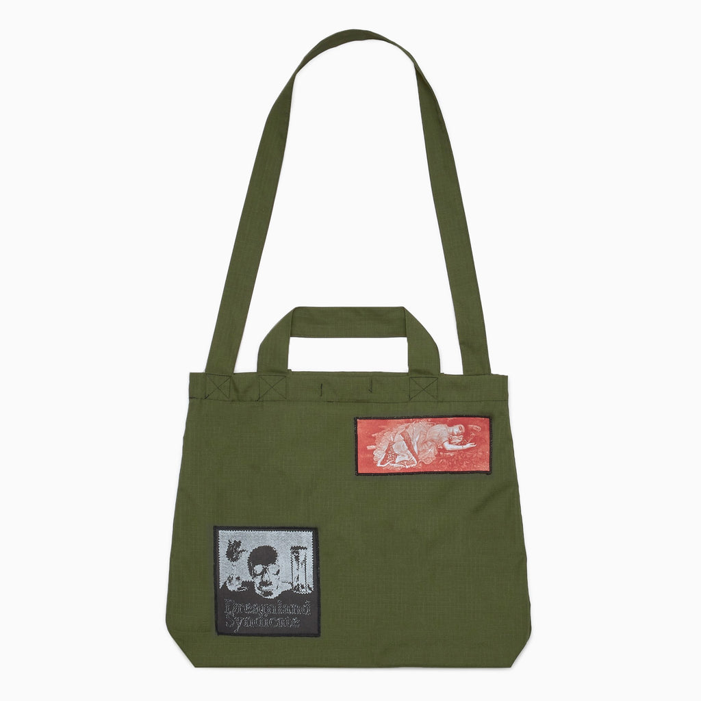 Dreamland Syndicate Ripstop Tote Bag - Khaki