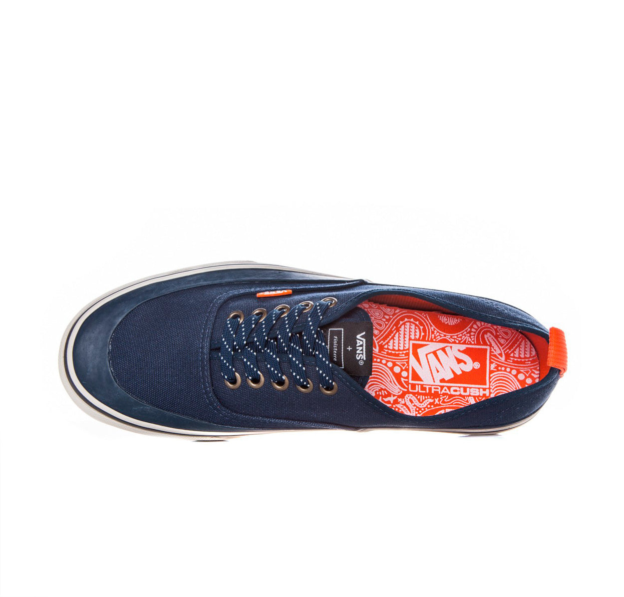Finisterre x Vans Authentic MTE - Navy Footwear - CARTOCON