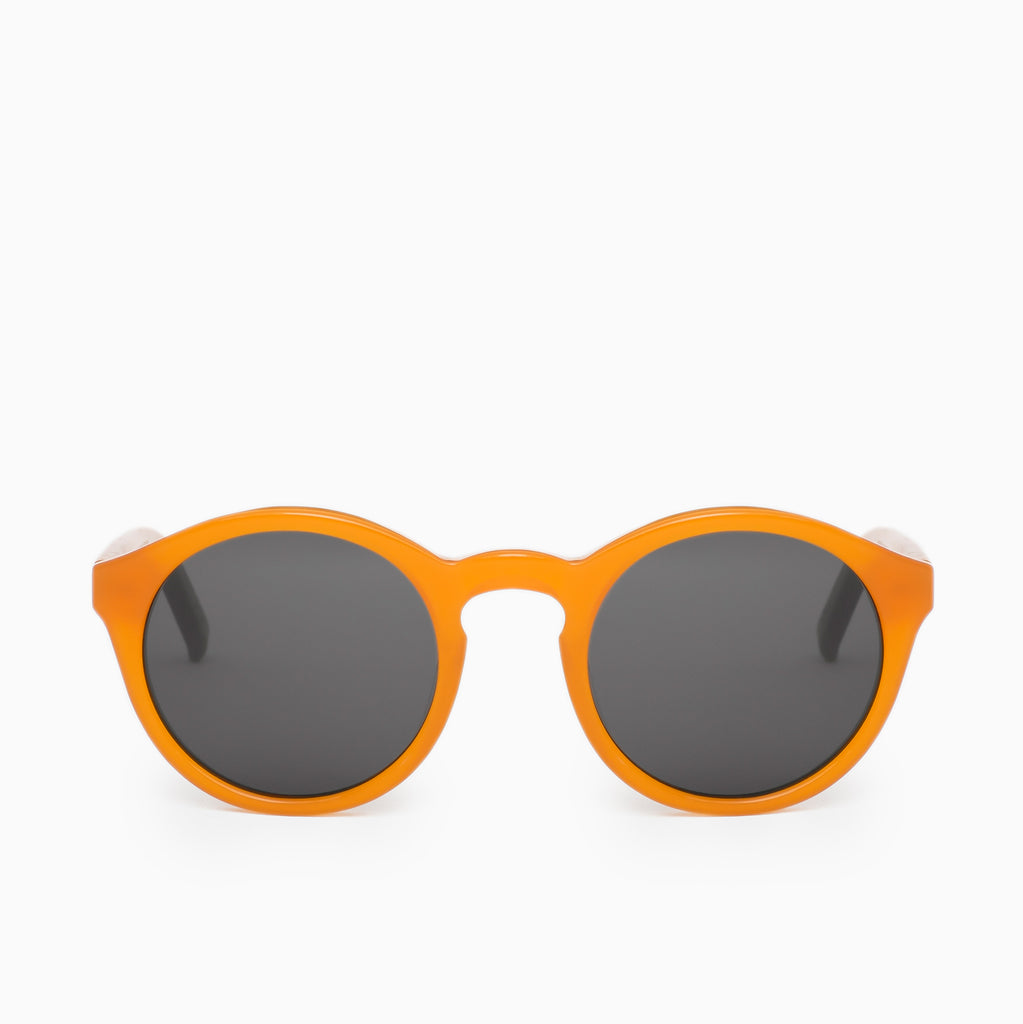 Monokel Barstow Sunglasses - Sunrise Orange