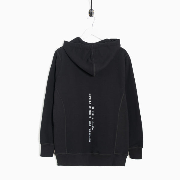 Dreamland Syndicate Equal Rights Hoodie - Black Hoody - CARTOCON