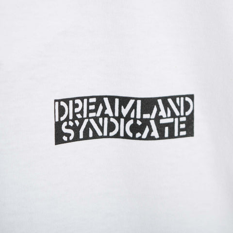 Dreamland Syndicate Cosmopolis T-Shirt - White Not Listed - CARTOCON