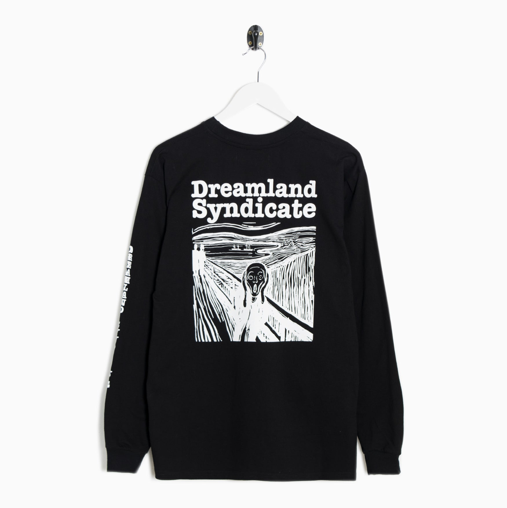 Dreamland Syndicate Nightmare Long Sleeve T-Shirt - Black