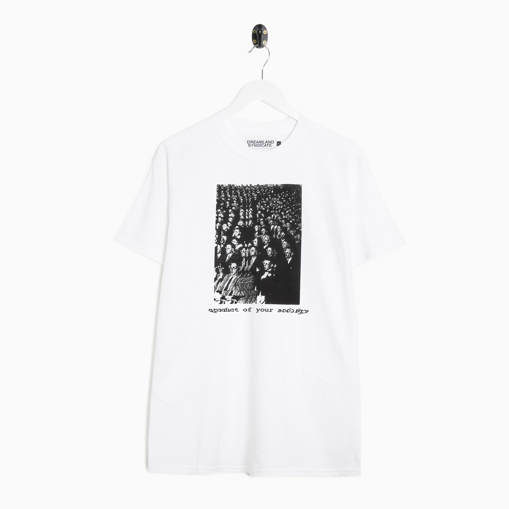 Dreamland Syndicate Spectacle T-Shirt - White T-Shirt - CARTOCON