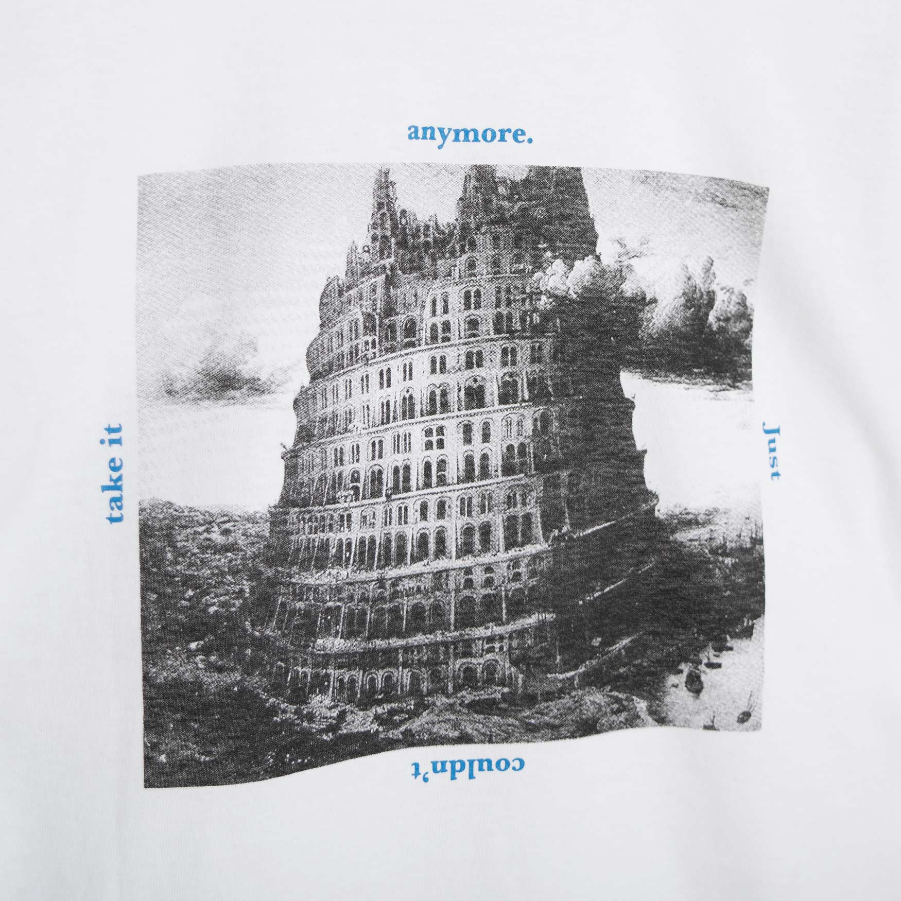 Dreamland Syndicate Cosmopolis T-Shirt - White